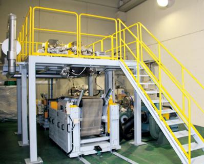 メルトブローン生産設備